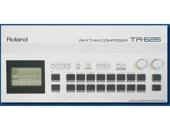 Roland TR 626 Rhythm Composer