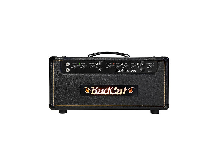 Bad Cat Black Cat 40W Guitar Head with Reverb