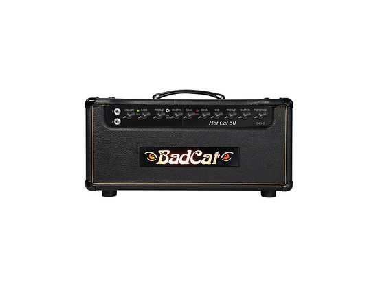 Bad Cat Hot Cat 50W Guitar Amp Head