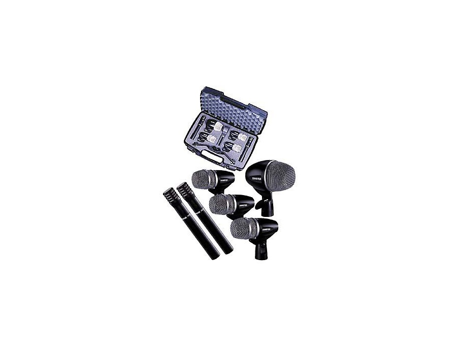 Shure PG 6 Piece Drum Mic Pack