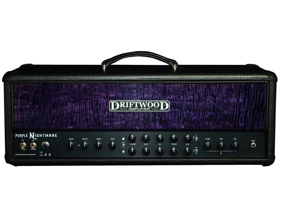 Driftwood Purple Nightmare