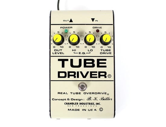 chandler tube driver tube overdrive pedal reviews prices equipboard. Black Bedroom Furniture Sets. Home Design Ideas