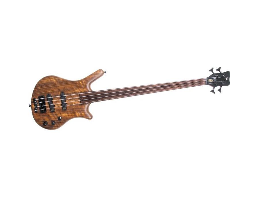 Warwick Thumb Fretless Bass