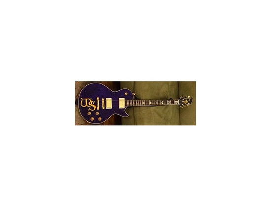 Atomic Guitar Works Les Paul Custom WS Blue