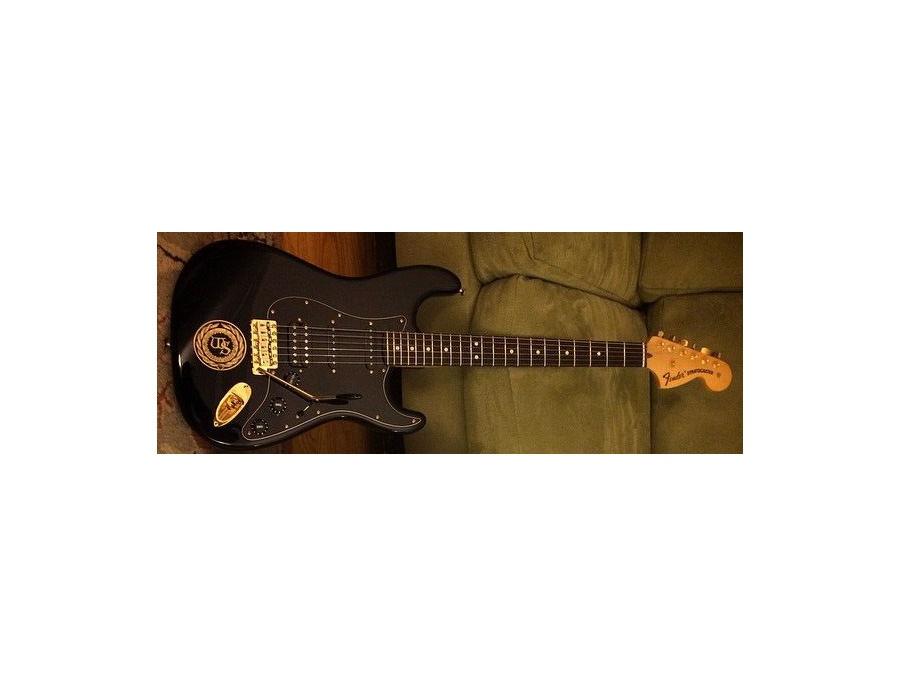 Fender Stratocaster WS Black