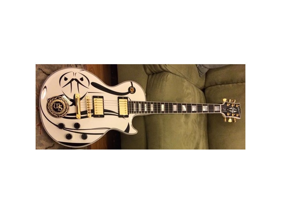 Gibson Les Paul Custom WS White