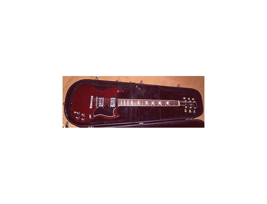 Gibson SG '62 Reissue