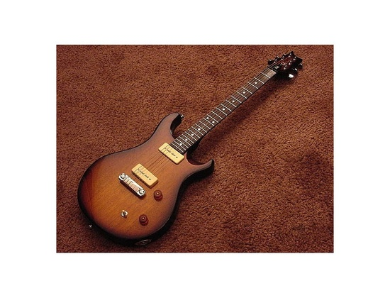 PRS SE Soap Bar II