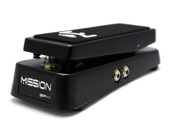 Mission Engineering SP-1 BK expression pedal