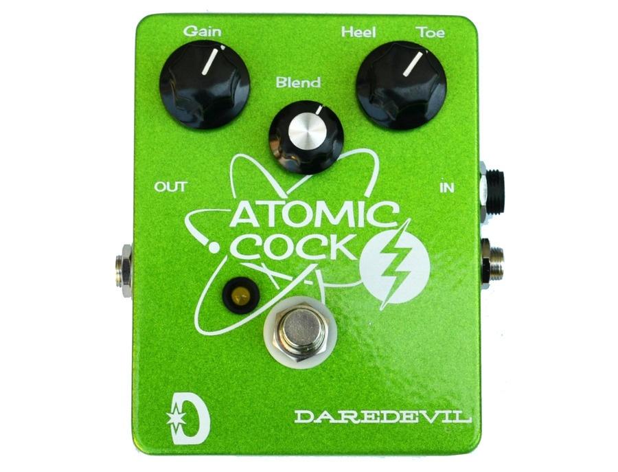 Daredevil Pedals Atomic Cock