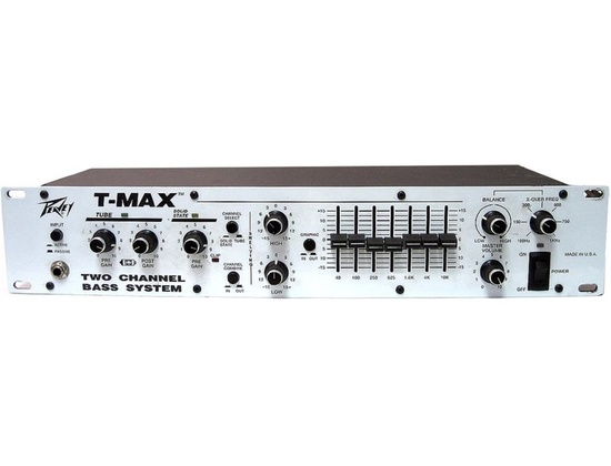 Peavey T-Maxx Bass Amplifier
