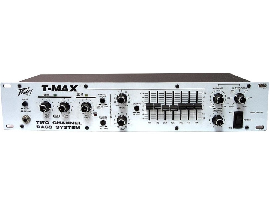 Peavey T-Maxx Bass Amplifier