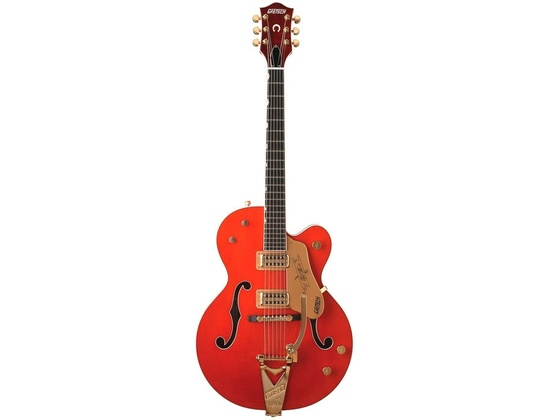 "Gretsch G6120 ""Chet Atkins"" Orange Stain"