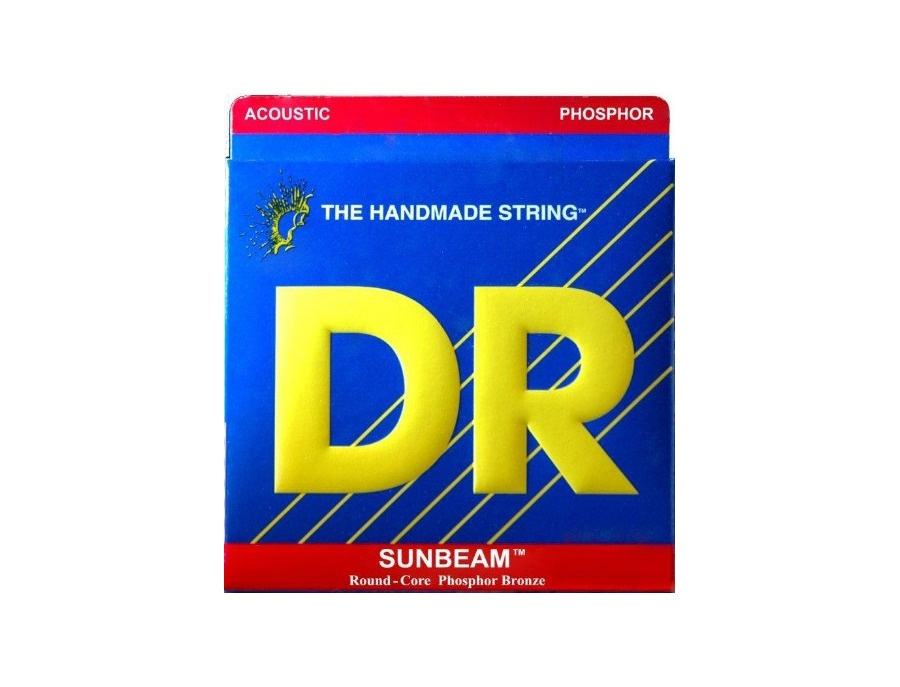 DR Handmade Sunbeam Acoustic Guitar Strings 12-54