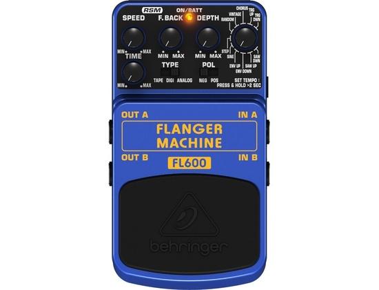 Behringer FL600 Flanger Machine