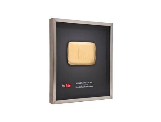 Youtube One Million Subscribers