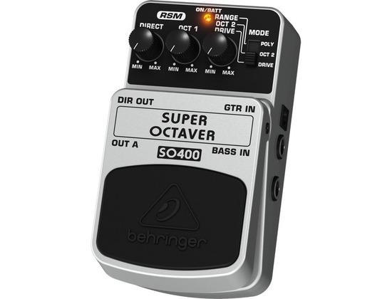 Behringer Super Octaver So400