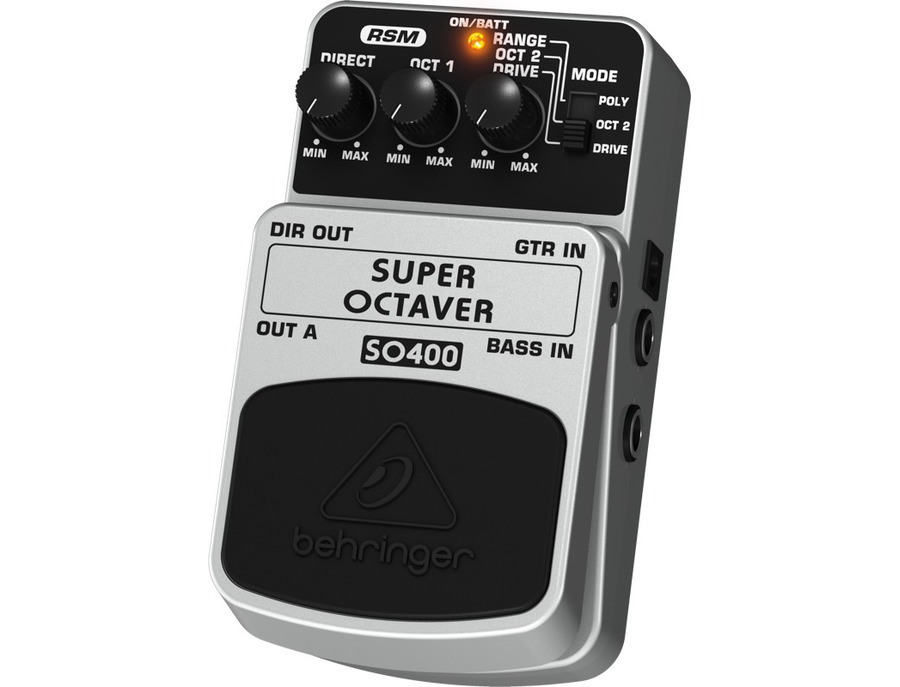 Behringer Super Octaver So400