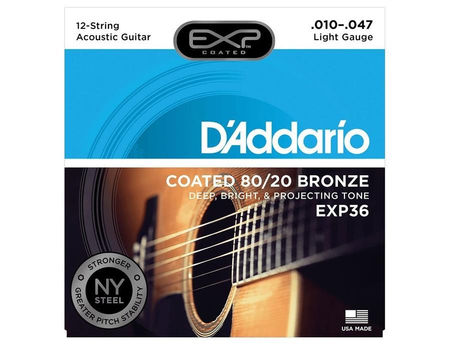 D'Addario EXP36