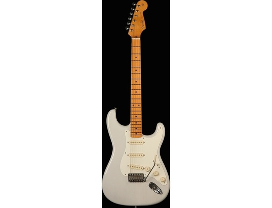 Fender Eric Johnson Stratocaster White Blonde