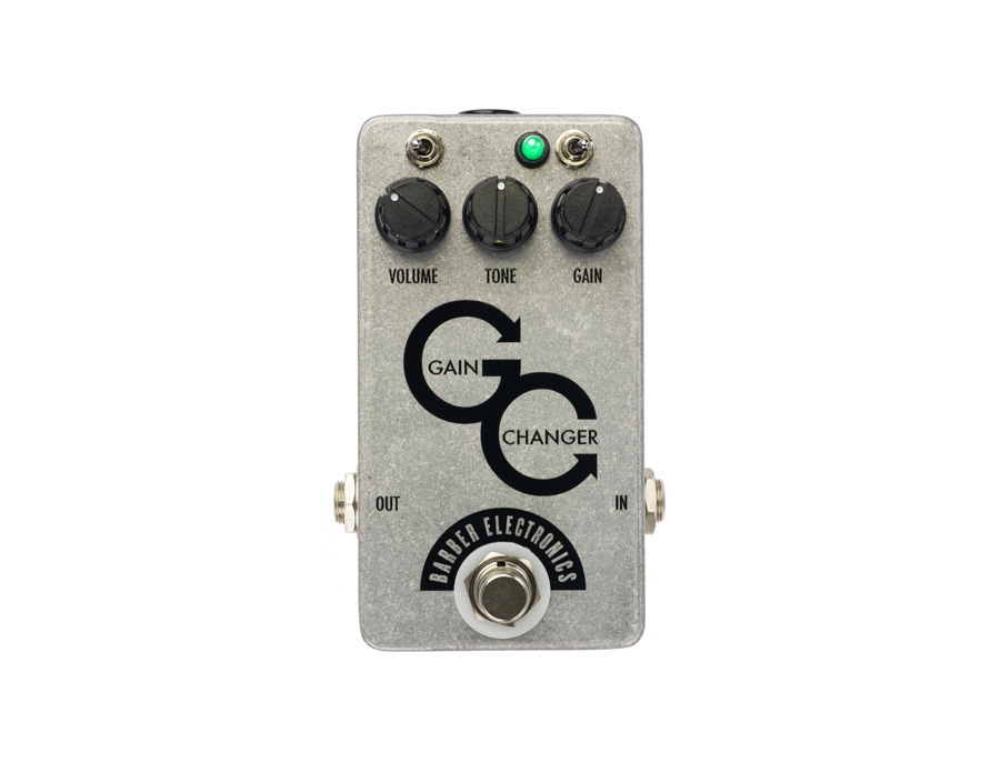 Barber Electronics Gain Changer Overdrive