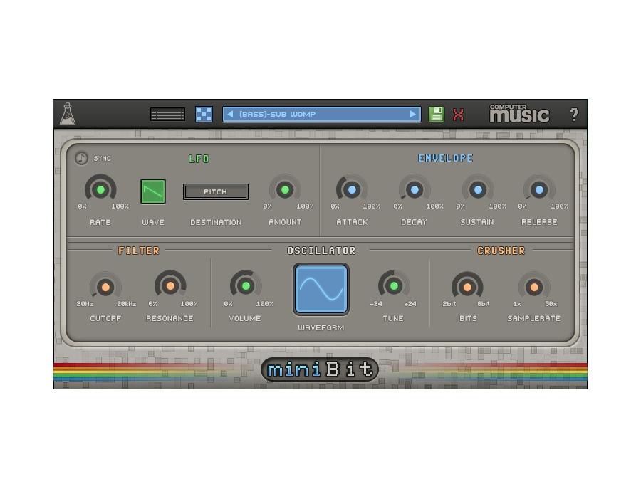 AudioThing Minibit