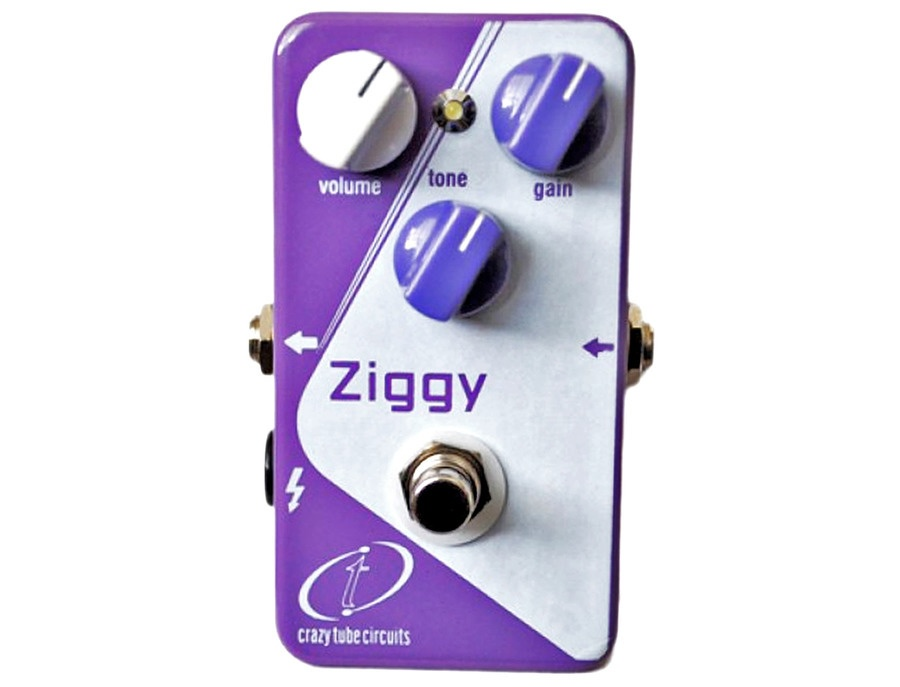 Crazy Tube Circuits Ziggy Overdrive