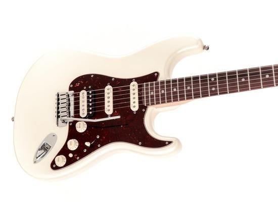 American Deluxe Stratocaster HSS Shawbucker