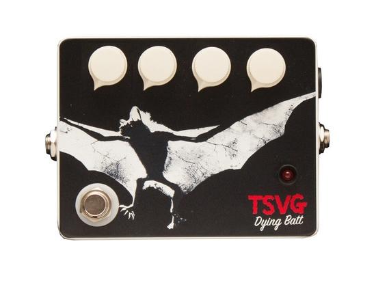 TSVG Dying Batt Fuzz Pedal