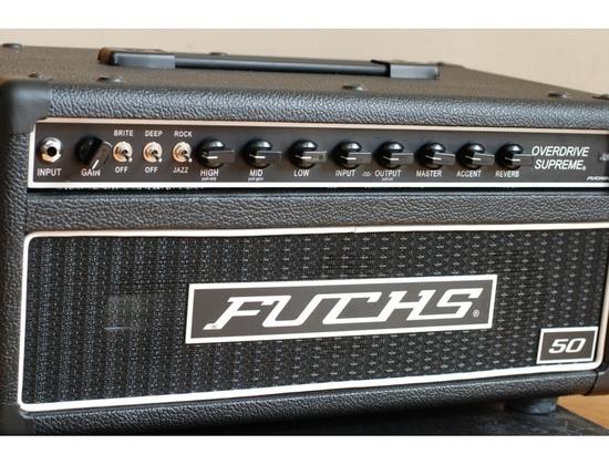 Fuchs Overdrive Supreme 50