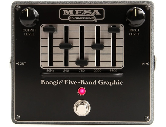 Mesa Boogie Five-Band Graphic EQ