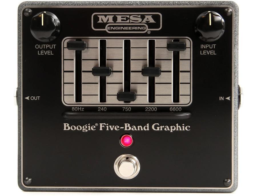 Mesa Boogie Five-Band Graphic EQ