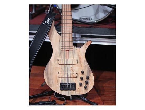 Custom F bass 5 string