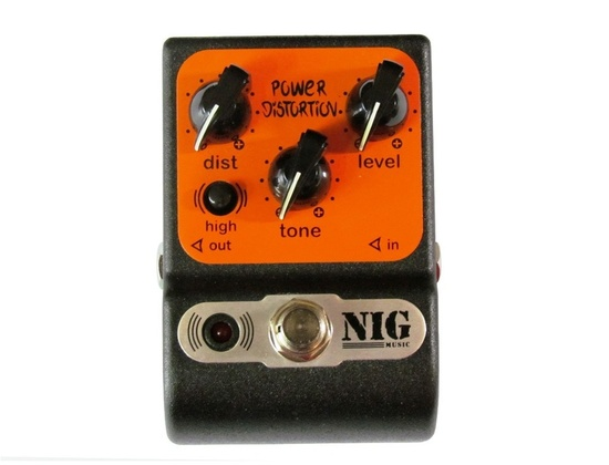 GNI / NIG Power Distortion