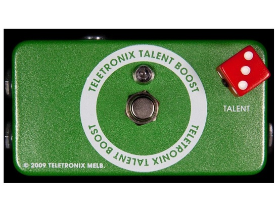 Teletronix Audio Talent Boost