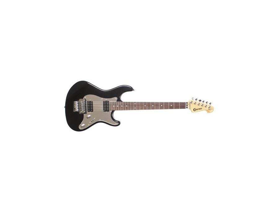Crafter Roger Franco Signature Stratocaster Black