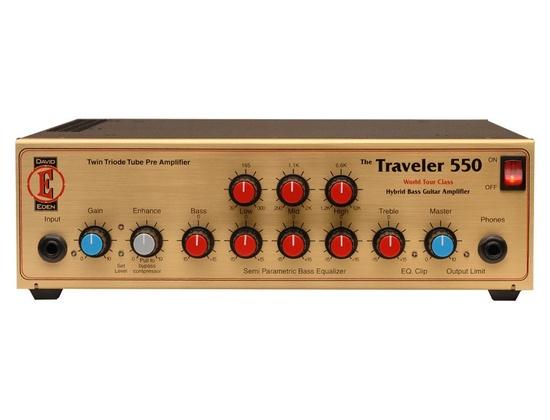 Eden Traveler 550