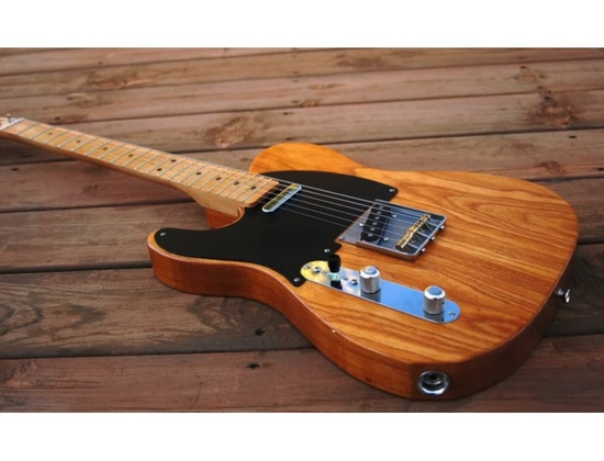 Custom Kelly (Carmine Street Guitars/Telecaster Body)