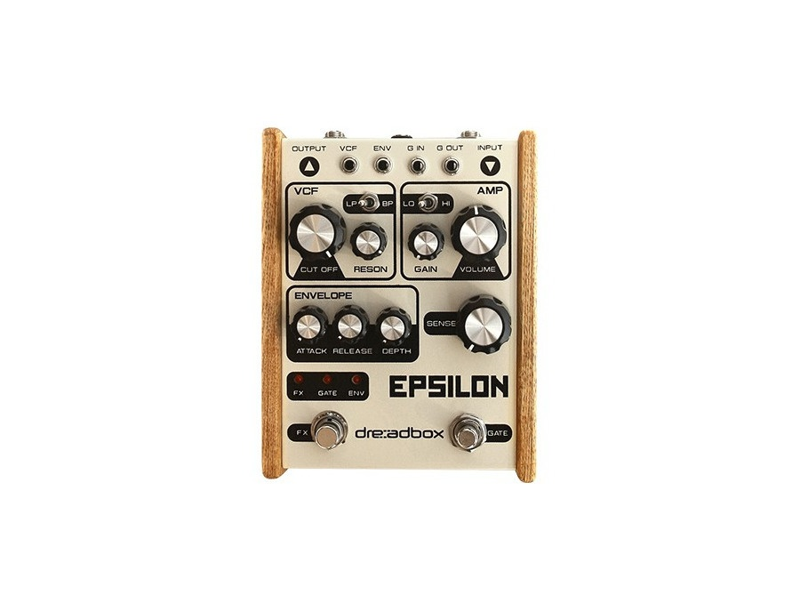 Dreadbox Epsilon Envelope Filter Pedal