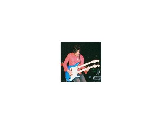 Fender Custom Double-Neck Stratocaster Lake Placid Blue
