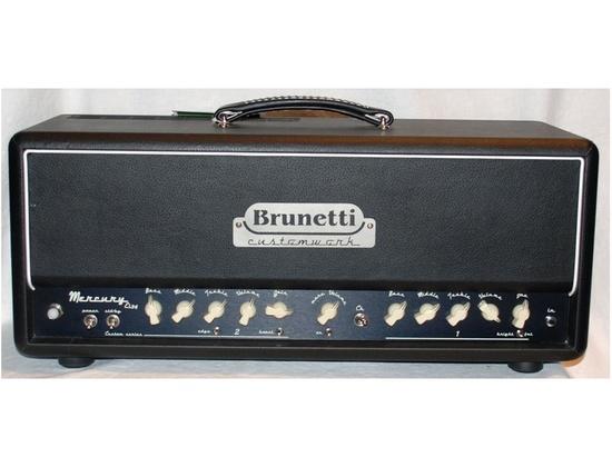 Brunetti Mercury 50 Customwork EL34