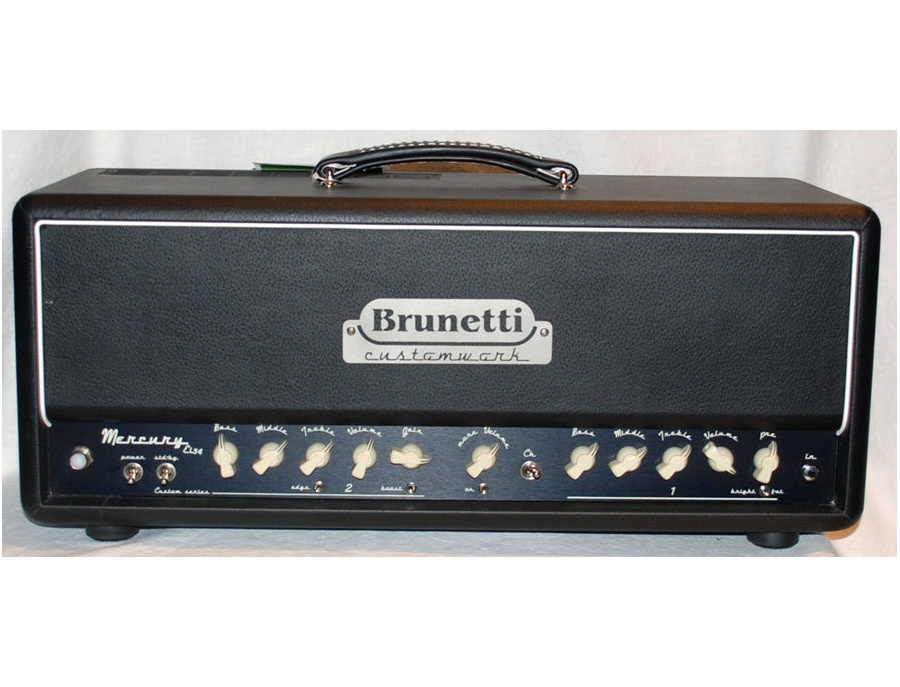 Brunetti Mercury 50 Customwork EL34