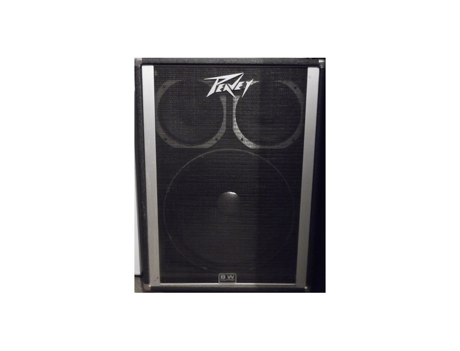 Peavey 1820 Bass Cabinet Reviews & Prices | Equipboard®