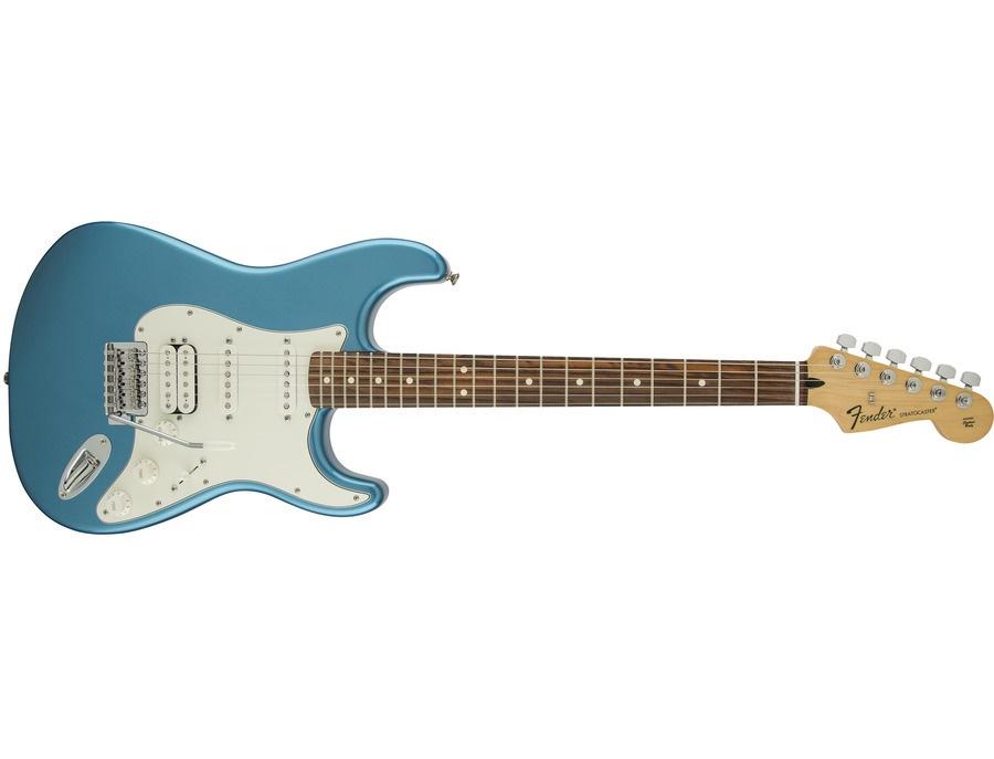 Fender Standard Stratocaster HSS Lake Placid Blue Rosewood