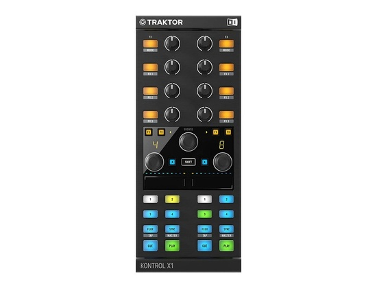 Native Instruments Traktor Kontrol X1 MK2