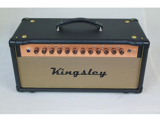 Kingsley Amplifiers Deluxe 32 S