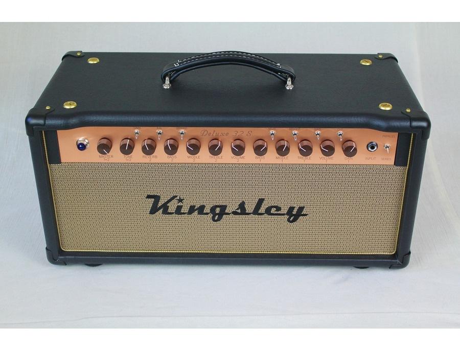 Kingsley Amplifiers Deluxe 32 S
