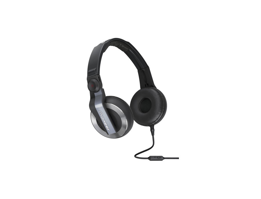 Pioneer hdj 500t k dj headphones xl