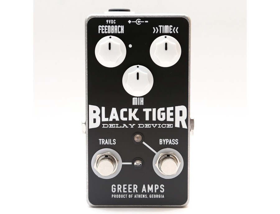 Greer Amps Black Tiger