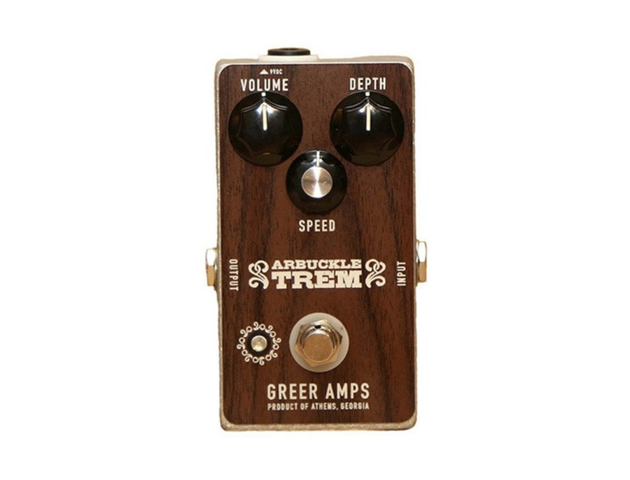 Greer Amps Arbuckle Trem